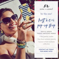 Earn free Summer jewels! Contact me today for more information!