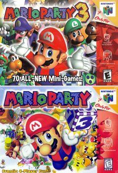 ▷ Play Mario Party 2 Nintendo 64 (N64) Online 🥇 [UNBLOCKED