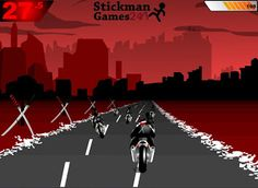 Stickman Moto 3D - Play Free At: http://flashgamesempire.blogspot.co.uk/2016/07/stickman-moto-3d.html