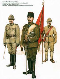 1. Dünya Savaşı Öncesi Osmanlı Ordusu'nun Durumu - benermogulkoc - Blogcu.com