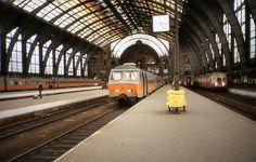 Juli 1980 Antwerpen Centraal.