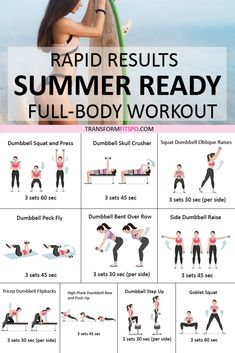 Get Your Summer Bod Fast! Rapid Results You Won't Believe!