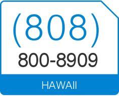 Buy (808) 800 8909 Vanity Number Hawaii Area Code 808 Local Vanity Telephone