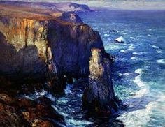 North California Coast , 40 x 50 inches    Mammoth Cove    The Inlet , 16 x 20 inches    Monterey Coast