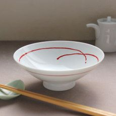 白山陶器平茶碗AB-9