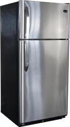 Diamond Elite19 S Propane Refrigerator-Freezer Stainless Steel 19 cu.ft.