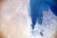 Kuwait from above/Kimiya Yui