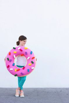 How-To: DIY Donut Costume
