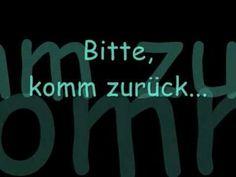 ▶ Ärzte - Komm zurück - Lyrics - YouTube