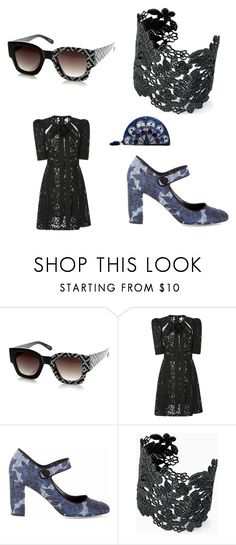 """Lace Peacock"" by aqualyra ❤ liked on Polyvore featuring Francesco Scognamiglio, Sole Society, Stella & Dot and Kate Spade"