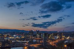 Oslo by futurasec  on 500px