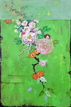 Kathe Fraga painting