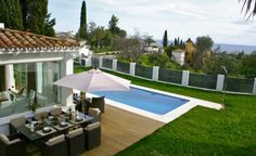 Really lovely villa in a great spot - El Rosario, just on the edge of Marbella