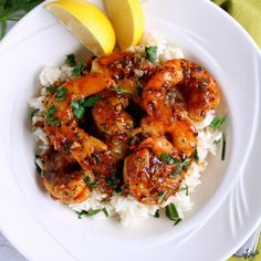 Craving spice, flavor and seafood all in one? Spicy New Orleans Shrimp will take care of all of these in one bold, flavorful dish.