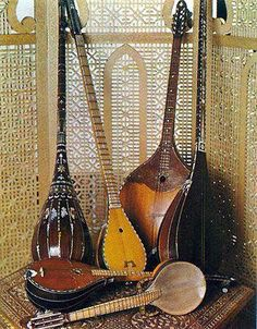 central asian strings