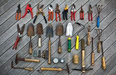 Essential Garden Tools for the Beginning Homesteader/Gardener