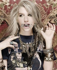 Click through for some care-free Ke$ha on Playlist!