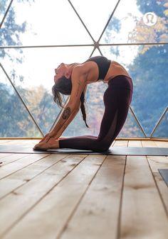 camel | yoga
