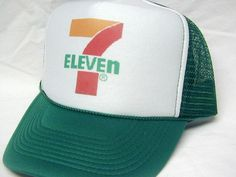 7-11 Trucker Hat - Products, Business and Brands Trucker Hats & More