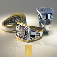 AASR 30 Degree ring