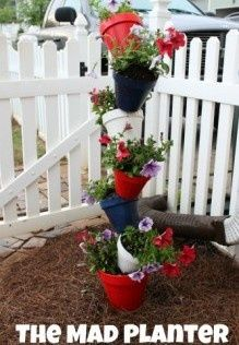 topsy turvy planter for herbs? gardening