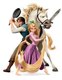 Disney TANGLED! Love this movie lol!!!