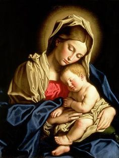 Jesus And Mary Pictures, Images Of Mary, Mary And Jesus, Mother Mary Images, Angel Pictures, Christian Greetings, Christian Greeting Cards, Madonna Art, Madonna And Child