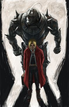 Full Metal Alchemist - Elric Bros