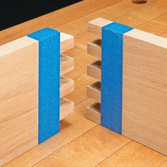 Gluing Box Joints | Woodsmith Tips