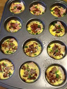 Exploring Domesticity: Egg Breakfast Muffins