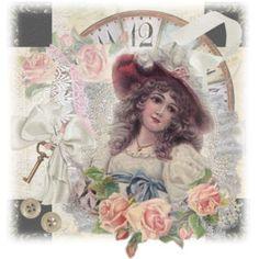 Victorian Girl....