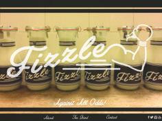 Fizzle Website Home