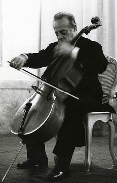 André Navarra, great 20th century French cellist