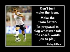 This motivational artwork is printed to order on heavy weight gloss photo paper, inserted in a archival safe, acid-free clear sleeve and a flat Inspirational Soccer Quotes, Motivational Quotes, Inspiring Quotes, Sport Quotes, Girl Quotes, Soccer Motivation, Quotes Motivation, Basketball Quotes, Basketball Skills