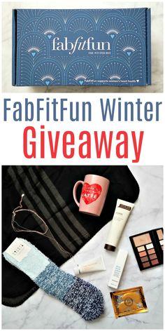 FabFitFun Winter 2017 Box Giveaway