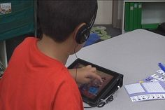 Schools moving toward digital textbooks