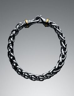 David Yurman - 8mm Cable Classics Wheat Chain Bracelet $ 750