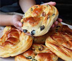 Kysnuté koláčiky s ricottou, hrozienkami a brusnicami - Mňamky-Recepty.sk