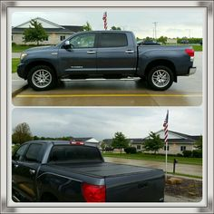 Pickups Plus Springfield covered this 2008 Toyota USA Tundra with a UnderCover Tonneau Covers Flex.  At Pickups Plus Springfield we have a tonneau cover to fit every need. We have 20+ covers on display in our showroom. Visit us at 3941 Pintail Dr, Springfield Illinois. #undercover #flex #toyotatundra #tonneaucovers