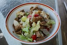 Boca Burger Blue Cheese Salad Recipe - Nutritional information for one serving:  WW points: 2  WW points plus: 4  Calories: 140  Total fat: 3.5 g  Cholesterol: 10 mg  Sodium: 500 mg  Total carbs: 12 g  Dietary fiber: 6 g  Protein: 21 g