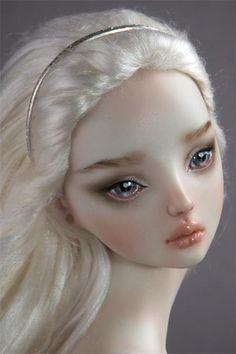Дафна или Тайна Венецианского карнавала. Авторская кукла Марины Бычковой