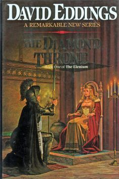 The Diamond Throne  by David Eddings - hardcover