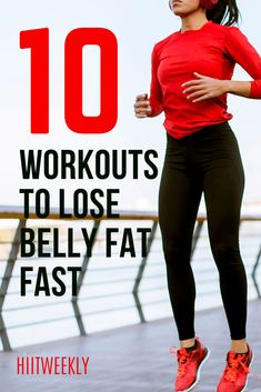 the 10 best workouts to lose belly fat fast at home – HIITWEEKLY Burn belly fat fast with these 10 best workouts you can do at home with little to no equipment. Arm Pit Fat Workout, Belly Fat Workout, Fat Burning Workout, Reduce Thigh Fat, Exercise To Reduce Thighs, Ways To Burn Fat, How To Lose Weight Fast, Reduce Weight, Burn Belly Fat Fast