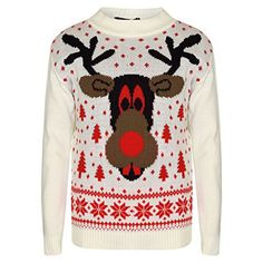 Product review for A2Z 4 Kids® Girls Boys Christmas Jumpers Kids Novelty Reindeer Print Xmas Sweaters 5-12 Year.  Shop With Confidence Simple Returns 30 Days Returns/Exchanges Accepted ✔ All Orders Dispatched Within 24 HOURS ✔ Here Are New Kids Girls Boys Reindeer Print Novelty Christmas Jumpers Pullover Xmas Sweaters. Long Sleeves Reindeer Printed On The Front Of The Jumper Gorgeous And Luxurious Look Ide...