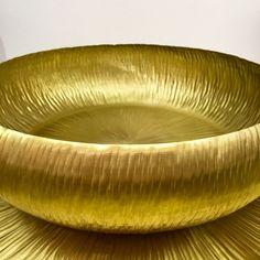 GUAXS Mandoon Bowl in brass. #bensshop #bensstore #munich #interiorshop #decoration #living #lifestyle #guaxs