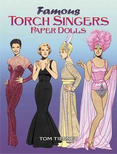 Desenho de Moda Paper Doll