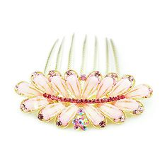 Fashion Color Alloy Hair Combs For Women(1 Pc) – USD $ 9.99