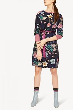31bdc3949b6 Monton mustriline kleit - Kleidid - Naiste rõivad - NAISED -  AndMoreFashion.com