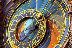 Prague Astronomical Clock, built in 1410, continues to work