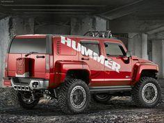 Hummer H3R Off Road